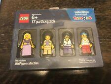 Lego Minifigures Toysrus 2016, musicians collection, hippie, singer, Toysrus