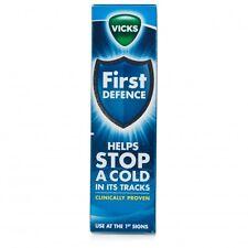 2 X Vicks First Defence Micro-gel Nasal Spray 15ml