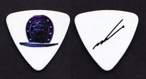 Nickelback Mike Kroeger Signature White Bass Guitar Pick - 2010 Dark Horse Tour