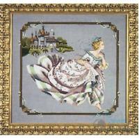 MIRABILIA Cross Stitch PATTERN ONLY MD69 Cinderella