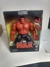 Legends Series Marvel Hulk Red