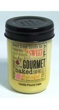 Swan Creek Candle Co. 12 oz. Jar Candle - VANILLA POUND CAKE