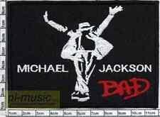 = MICHAEL JACKSON - embroidery patch ,aufnäher, naszywka ♫ #J