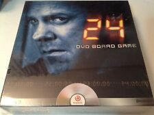 24 DVD Board Game Parker Brothers TV Series JACK BAUER Brand New