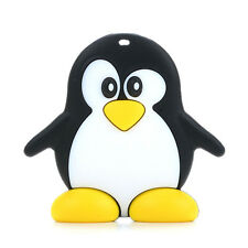 Silicone Penguin - Baby Teether Gum Massager Sensory Processing Autisum ASD new!