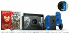 Nintendo HAD-S-KBAEA Switch Dragon Quest XI S Lotto Edition Game Console - Blue