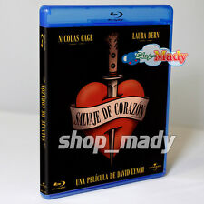 Wild at Heart - Salvaje de Corazon Bluray ESPAÑOL LATINO Region A