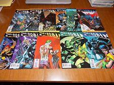 All Star Batman & Robin 1-10 complete! Jim Lee / Frank Miller + #1 variant - WOW