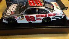 2009 RCCA BRUSHED METAL ELITE DALE EARNHARDT JR #88 NATIONAL GUARD #10 OF 50 NIB