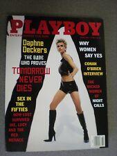 Playboy Magazine February 1998 (Daphne Decker / cover - Like New)