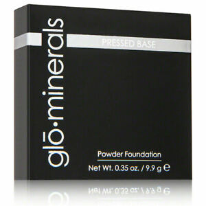 GloMinerals Pressed Base Powder Foundation 0.35 oz / 9.9g (Pick Your Shade)