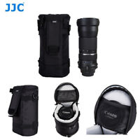 JJC Deluxe Lens Pouch Bag for DSLR Camera Lens Weather-Resistant Anti-Scratch