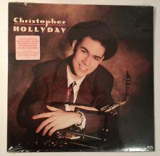 CHRISTOPHER HOLLYDAY - 1989 Debut LP SEALED MINT!