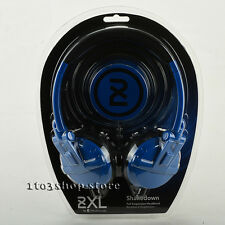 Skullcandy 2XL Shakedown Headphone with Full Suspension X5SHFZ-810 Blue NEW
