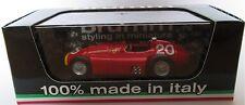 F1 1/43 FERRARI D50 FANGIO MONACO GP 1956 WORLD CHAMPION BRUMM R127