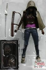 "MICHONNE FLASHBACK MCFARLANE AMC The Walking Dead 2014 5"" Inch LOOSE FIGURE"