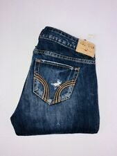 NWT Hollister Super Skinny Destroyed Jeans 3R 26x31