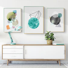 Minimalist Abstract Geometric Home Decor Modern Frameless Wall Art Painting Nove