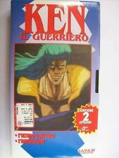VHS KEN IL GUERRIERO L'ULTIMO OSTACOLO - L'IMPERATORE  (S9)