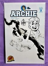 Fiona Staples ALL NEW ARCHIE #1 DF Signed Remarked Ken Haeser (Dynamite, 2016)!