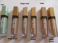 Fond de teint liquide anti cernes D'DONNA 6 couleurs au choix maquillage
