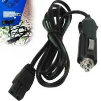 12V DC IN-Car Cooler Cool Box Mini Fridge Replacement Pin Plu 2 Cable New L B3M6