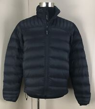 Canada Goose Men's Black Puffer Down COAT JACKET (Size MEDIUM)