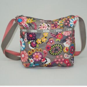 Lesportsac Cleo Floral Crossbody Bag