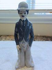Charlie Chapman Porcelanas CasAdes Porcelain Figurine