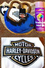"Harley Davidson Biker Club 2014 7"" Purse Pets IV HORSE PONY Plush Stuff Toy NWT"