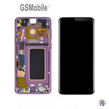 Display Pantalla LCD Touch Samsung Galaxy S9 Plus G965F Purple Original Amoled