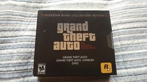 Rare Sealed Grand Theft Auto - London - GTA 2 The Classics Collection for PC