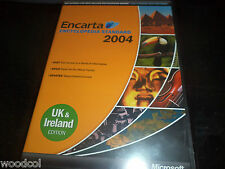 Encarta Enciclopedia 2004 gioco pc