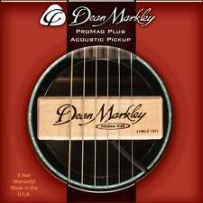 Dean Markley ProMag Plus 3010 Single Coil Acoustic Guitar Pickup
