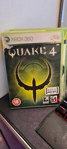 Quake 4 For Microsoft Xbox 360 Complete Inc Bonus Disc