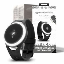 Soundbrenner Pulse The First Wearable and Vibrating Metronome for Musicians