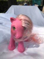 Vintage G1 My little Pony Clydesdale/Big Brother Steamer * Pretty hair*