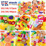 65pcs Kids Toy Pretend Role Play Kitchen Pizza Vegetable Food Sets Children Gift
