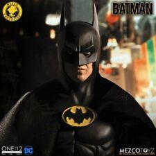 Mezco Exclusive 1989  Batman Michael Keaton Pre Sale Confirmed Order