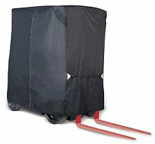 Eevelle Fork-Stor Rugged Forklift Storage Cover - Fits Up To 8,000 lbs