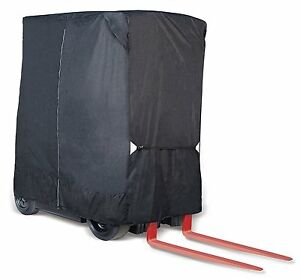 Fork-Stor Rugged Forklift Storage Cover by Eevelle - Fits Up To 8,000 lbs