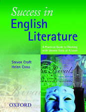 Success in  English Literature by Helen Cross, Steven Croft (Paperback, 2000)