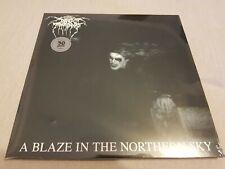 Darkthrone - A Blaze In The Northern Sky Vinyl Lp 2009 30th anniversary