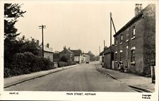 Hotham near North Cave & North Newbald. Main Street # HHM.10 by Frith.
