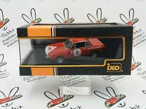 "Die Cast "" Spear Fulvia HF 1600 Coupe #2 Rally Sanremo 1972 "" RAC321 IXO Sca"