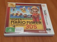 Super Mario Maker for Nintendo 3DS - Brand New! FREE TRACKED POSTAGE AUS!