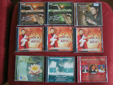 14 CD's Instrumental und Chill out