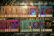 YuGiOh! Salamangreat Deck - 45 cards - Balelynx, Gazelle, Circle, Spinny, Core!