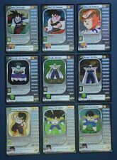 DragonBall Z Trunks Reforged Complete Foil Set Collectible Card Game