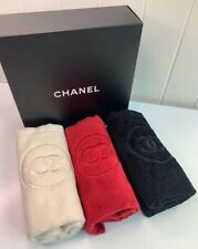 Chanel Beauty Washcloth  Face Towel Face Towel Set of 3pcs